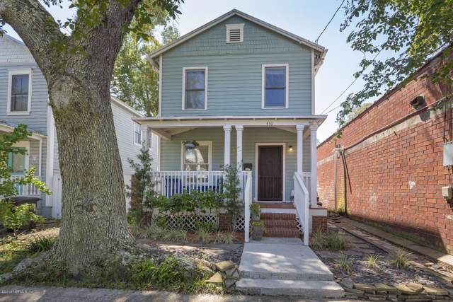 410 E 3RD St, Jacksonville, FL 32206 (MLS #1015953) :: EXIT Real Estate Gallery