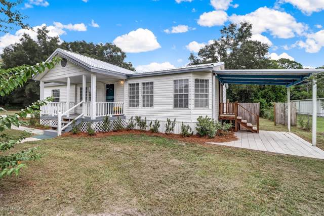 85354 Winona Bayview Rd, Yulee, FL 32097 (MLS #1015969) :: The Hanley Home Team