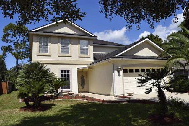 1429 River Of May St, St Augustine, FL 32092 (MLS #1016026) :: Berkshire Hathaway HomeServices Chaplin Williams Realty