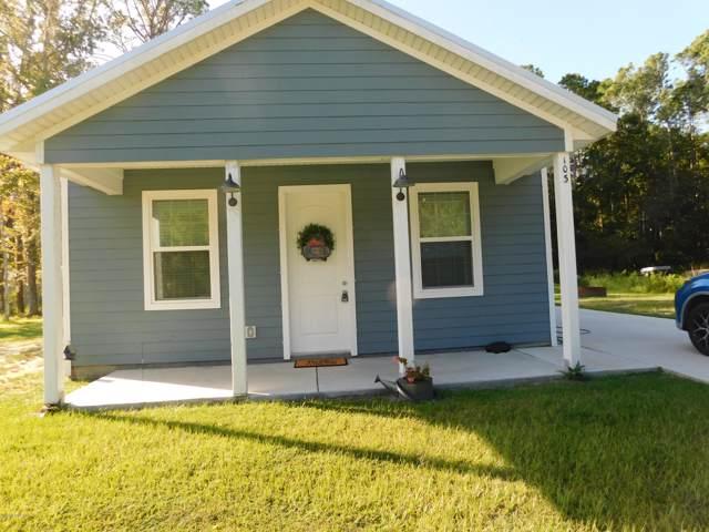 103 Magnolia Ave, East Palatka, FL 32131 (MLS #1016079) :: The Hanley Home Team