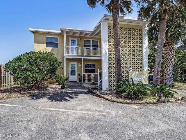 316 S Fletcher Ave, Fernandina Beach, FL 32034 (MLS #1016135) :: Noah Bailey Group