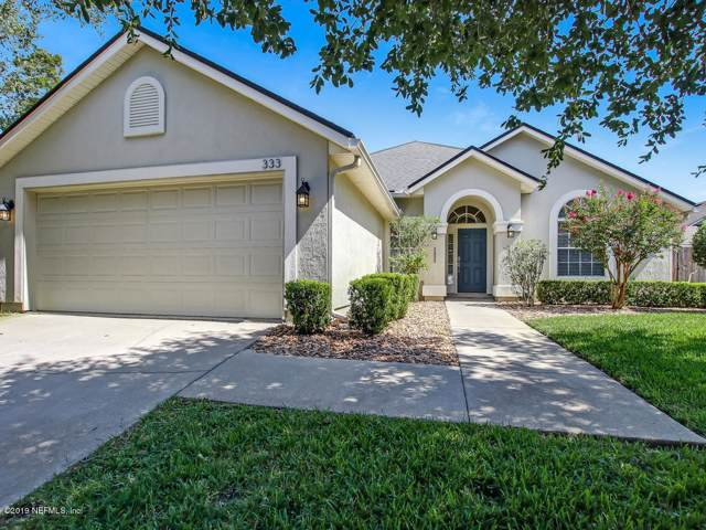 333 Bridgestone Ct, Orange Park, FL 32065 (MLS #1016284) :: The Hanley Home Team