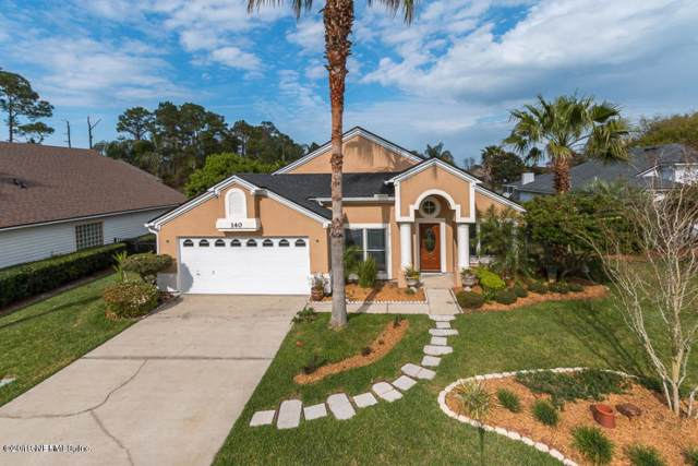 140 Crosscove Cir, Ponte Vedra Beach, FL 32082 (MLS #1016309) :: Summit Realty Partners, LLC