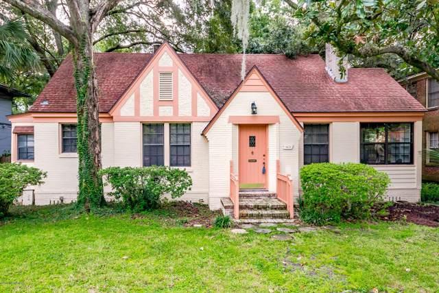 1621 Flagler Ave, Jacksonville, FL 32207 (MLS #1016442) :: Ancient City Real Estate