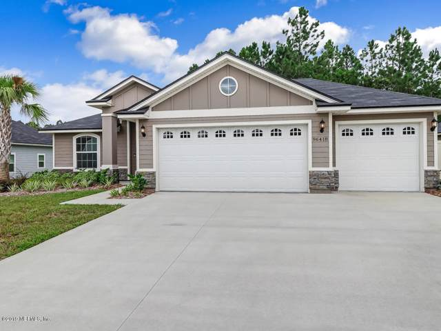 96418 Granite Trl, Yulee, FL 32097 (MLS #1016471) :: Noah Bailey Group