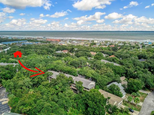 2328 Sadler Rd 6-B, Fernandina Beach, FL 32034 (MLS #1016493) :: Noah Bailey Group