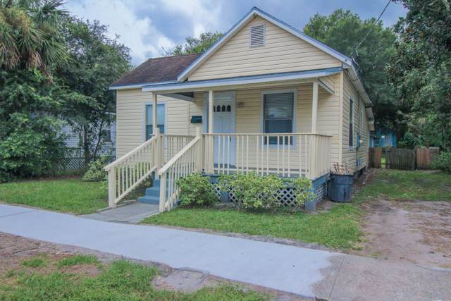 1142 E 13TH St, Jacksonville, FL 32206 (MLS #1016521) :: CrossView Realty