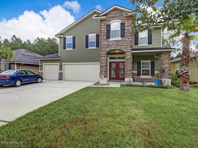 81026 Lockhaven Dr, Yulee, FL 32097 (MLS #1016549) :: The Hanley Home Team
