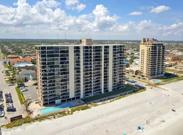 1301 1ST St S #804, Jacksonville Beach, FL 32250 (MLS #1016557) :: Memory Hopkins Real Estate