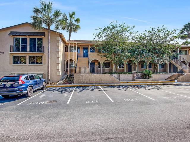 5375 Ortega Farms Blvd #307, Jacksonville, FL 32210 (MLS #1016563) :: The Hanley Home Team