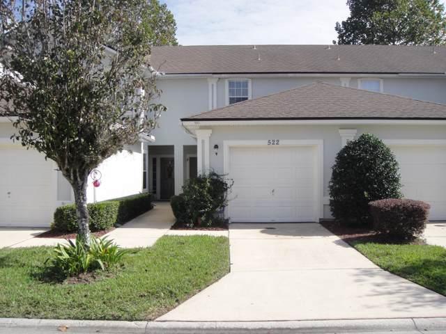522 Southbranch Dr, Jacksonville, FL 32259 (MLS #1016598) :: Summit Realty Partners, LLC