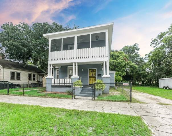 230 E 17TH St, Jacksonville, FL 32206 (MLS #1016623) :: CrossView Realty
