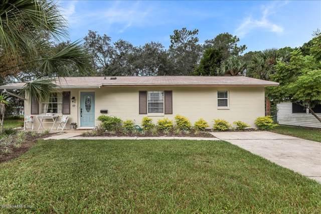 69 Catalina Cir, St Augustine, FL 32086 (MLS #1016780) :: Sieva Realty