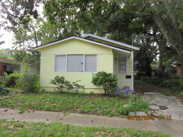 1610 W 17TH St, Jacksonville, FL 32209 (MLS #1016782) :: Berkshire Hathaway HomeServices Chaplin Williams Realty