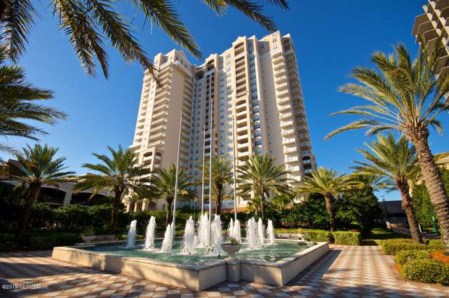 400 E Bay St #303, Jacksonville, FL 32202 (MLS #1016792) :: Noah Bailey Group