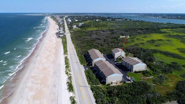 3385 Coastal Hwy N #13, St Augustine, FL 32084 (MLS #1016843) :: EXIT Real Estate Gallery