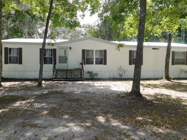 1091 Co Rd 20A, Hawthorne, FL 32640 (MLS #1016860) :: EXIT Real Estate Gallery