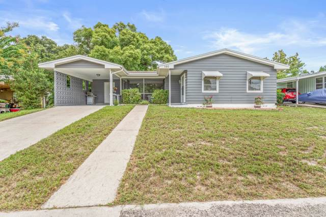 180 Andora St, St Augustine, FL 32086 (MLS #1016883) :: Sieva Realty