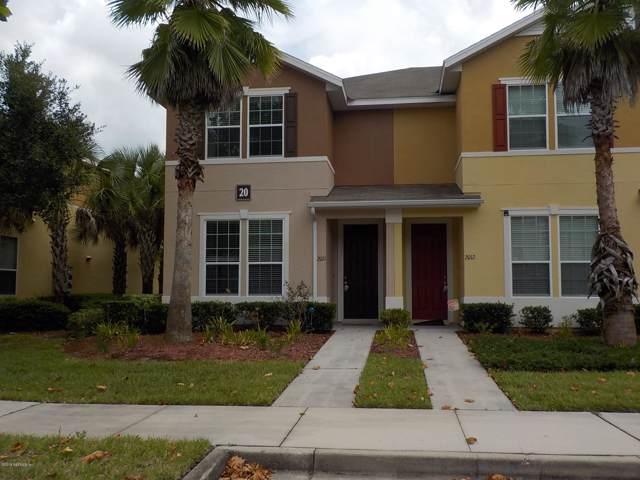 4220 Plantation Oaks Blvd #2011, Orange Park, FL 32065 (MLS #1016900) :: Sieva Realty