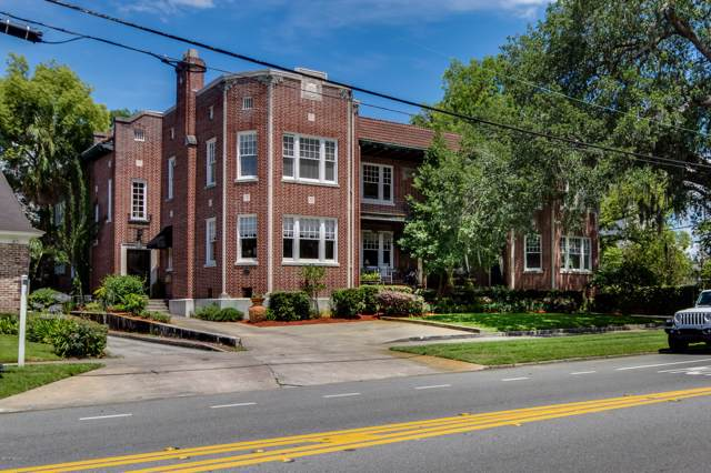 1536 Riverside Ave #1536, Jacksonville, FL 32204 (MLS #1016922) :: CrossView Realty