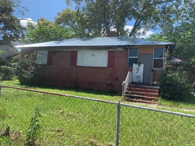 7932 Reid Ave, Jacksonville, FL 32208 (MLS #1017056) :: Berkshire Hathaway HomeServices Chaplin Williams Realty