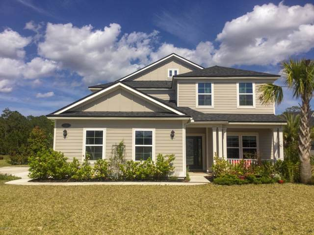 14 Montage Ct, St Augustine, FL 32092 (MLS #1017069) :: EXIT Real Estate Gallery