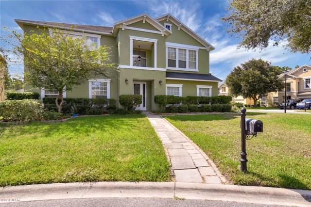 500 Tannerstone Ct, Orange Park, FL 32065 (MLS #1017433) :: EXIT Real Estate Gallery