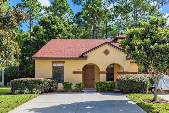 738 Ginger Mill Dr, St Johns, FL 32259 (MLS #1017478) :: CrossView Realty