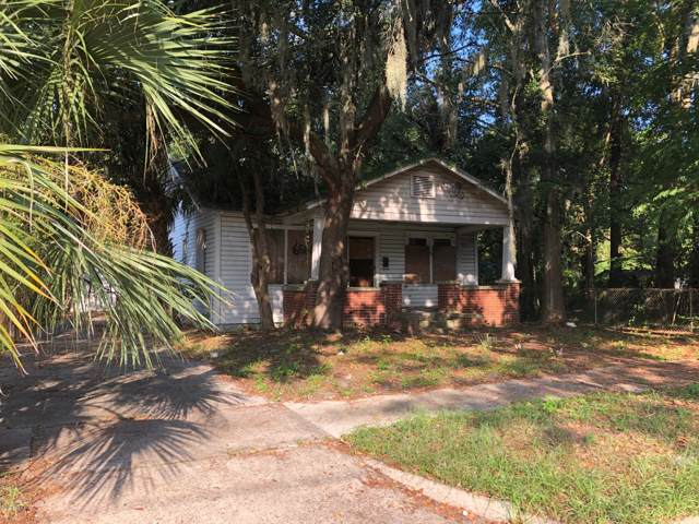 6560 Perry St, Jacksonville, FL 32208 (MLS #1017653) :: Berkshire Hathaway HomeServices Chaplin Williams Realty
