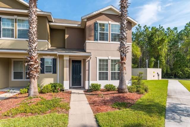 625 Oakleaf Plantation Pkwy #616, Orange Park, FL 32065 (MLS #1017762) :: EXIT Real Estate Gallery