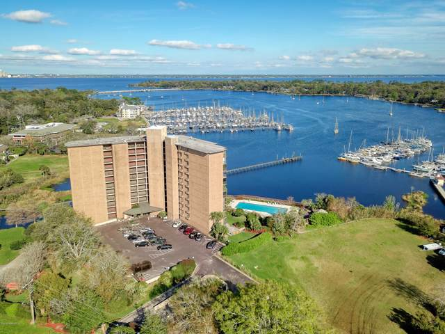 4401 Lakeside Dr #1001, Jacksonville, FL 32210 (MLS #1017907) :: CrossView Realty