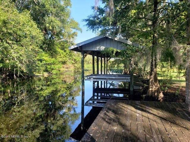 419 Marina Rd, Satsuma, FL 32189 (MLS #1018112) :: CrossView Realty