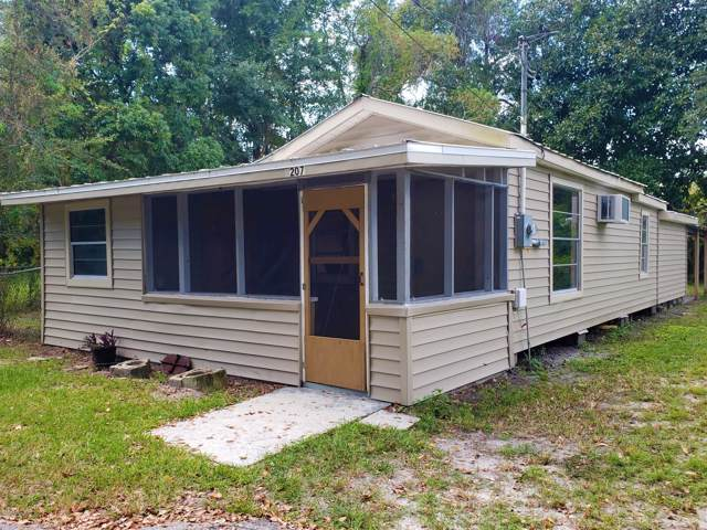 207 Alvarez St, Starke, FL 32091 (MLS #1018272) :: EXIT Real Estate Gallery