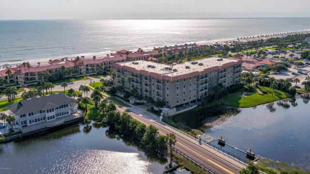 600 Ponte Vedra Blvd #102, Ponte Vedra Beach, FL 32082 (MLS #1018349) :: The Volen Group | Keller Williams Realty, Atlantic Partners