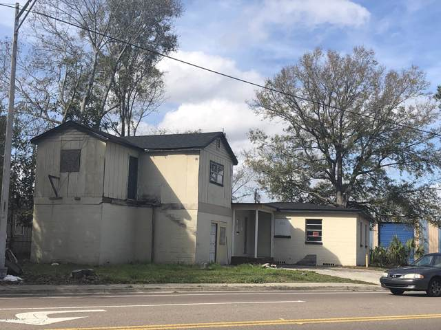 5445 Lenox Ave, Jacksonville, FL 32205 (MLS #1018359) :: Noah Bailey Group