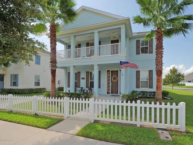509 Park Lake Dr, Ponte Vedra, FL 32081 (MLS #1018397) :: Young & Volen | Ponte Vedra Club Realty