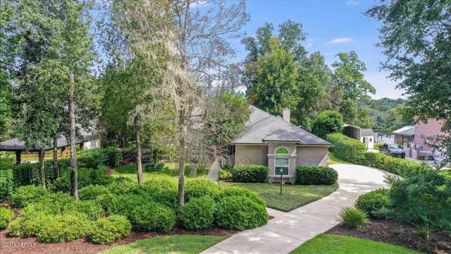 445 Hope Hull Ct, GREEN COVE SPRINGS, FL 32043 (MLS #1018399) :: EXIT Real Estate Gallery