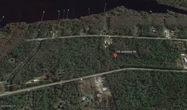 158 Jondabob Rd, Palatka, FL 32043 (MLS #1018585) :: CrossView Realty