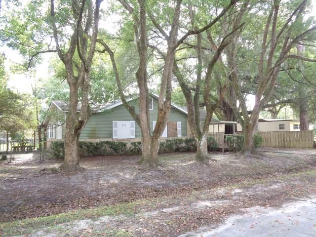 3923 Dottie Rd, Jacksonville, FL 32220 (MLS #1018601) :: Memory Hopkins Real Estate