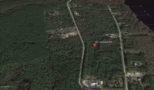162 Jondabob Rd, Palatka, FL 32043 (MLS #1018608) :: CrossView Realty