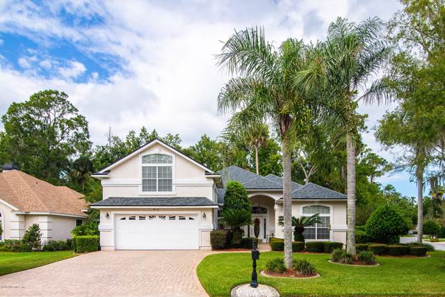 916 W Grist Mill Ct, Ponte Vedra Beach, FL 32082 (MLS #1018696) :: Young & Volen | Ponte Vedra Club Realty