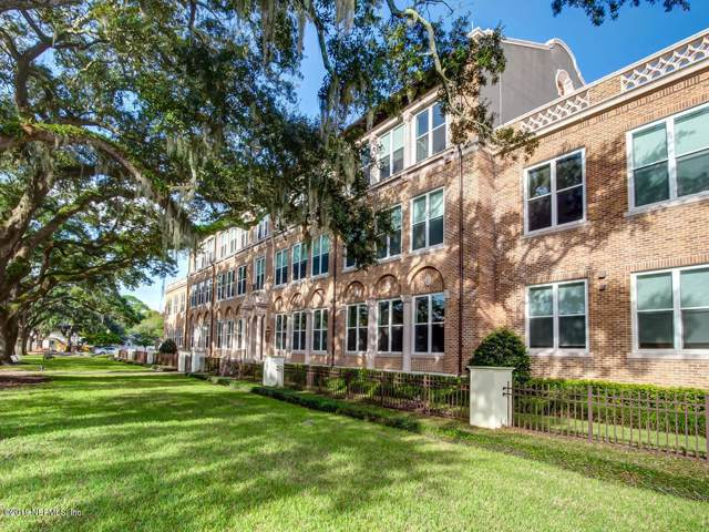 2525 College St #2102, Jacksonville, FL 32204 (MLS #1018703) :: Berkshire Hathaway HomeServices Chaplin Williams Realty