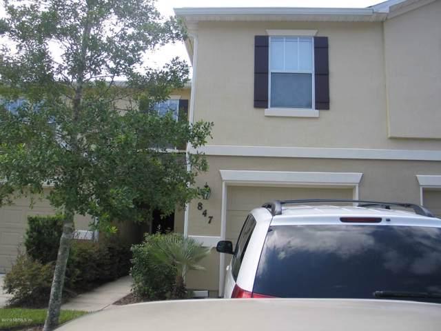 847 Black Cherry Dr S, St Johns, FL 32259 (MLS #1018821) :: 97Park