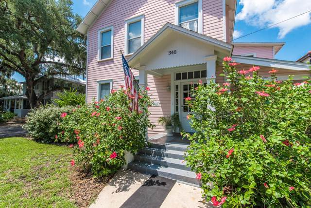340 Charlotte St, St Augustine, FL 32084 (MLS #1018963) :: The Hanley Home Team
