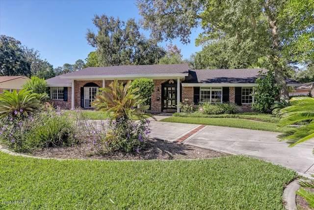 6858 La Loma Dr, Jacksonville, FL 32217 (MLS #1019037) :: Noah Bailey Group
