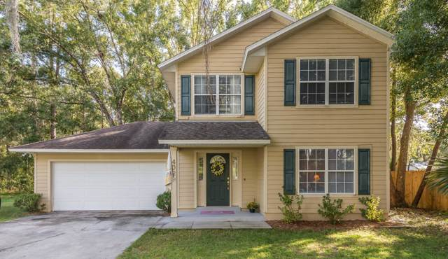 402 E Cochran Ave, Hastings, FL 32145 (MLS #1019081) :: 97Park