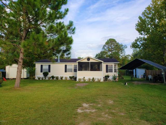 18785 NW 86TH Ave, Starke, FL 32091 (MLS #1019166) :: The Hanley Home Team