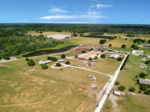 1401 N Us Hwy 17 N, Seville, FL 32190 (MLS #1019169) :: The Hanley Home Team