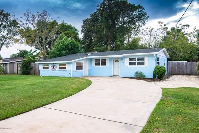 480 Irex Rd, Atlantic Beach, FL 32233 (MLS #1019170) :: Oceanic Properties
