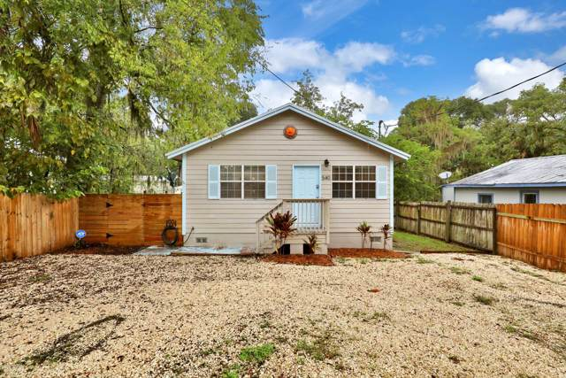 540 Christopher St, St Augustine, FL 32084 (MLS #1019187) :: Berkshire Hathaway HomeServices Chaplin Williams Realty